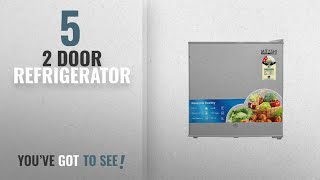 Top 10 2 Door Refrigerator [2018]: Mitashi 46 L 2 Star Direct-Cool Single-Door Refrigerator