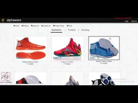 Online Shopping Site in PHP 2019 | Free Download source Code & SQL