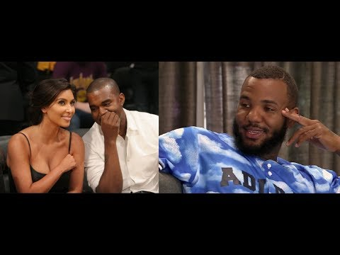 The Game Raps in his new song how Kim Kardashian use to Top Him off!