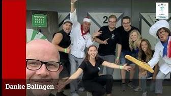 Eröffnung Markthalle Balingen durch WMS-Event