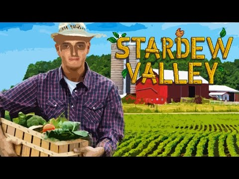 TIME TO HANG UP MY SUIT FOR A JOB IN THE COUNTRY SIDE | Stardew Valley (Becoming The Best farmer)