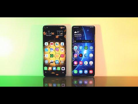 Vergleich: Samsung Galaxy S20 Plus vs. Xiaomi Mi 10 Pro Test   techloupe