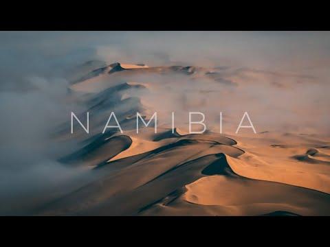 NAMIBIA - Spectacular Roadtrip in 4K Ultra HD
