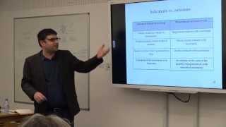 Dr Eran Tal: Making Time. A study in the epistemology of measurement Thumbnail