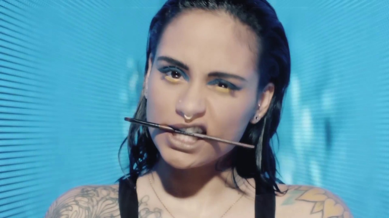 Kehlani & Make Up Forever - Making of the AQUA XL COLOR COLLECTIONS Campaign