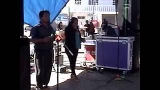 Filmaciones el Chivo Honor a Santa Cecilia en altepexi