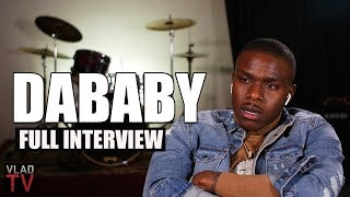 DaBaby on Home Invasion, ATL Goons Pressing Him, Street Losses (Full Interview)