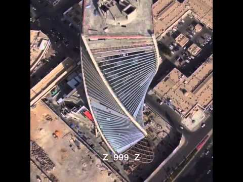 Al Majdoul, the First Twisted Tower in the Region (Riyadh - KSA)