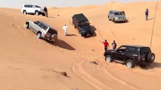 Desert Rescue Mission