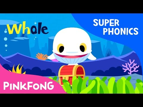 wh | Super Phonics | Pinkfong Songs for Children