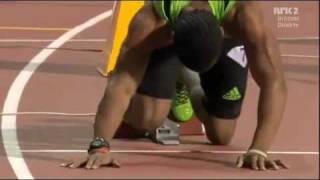 Yohan Blake wins 200m in 19.26s (+0.7m/s)