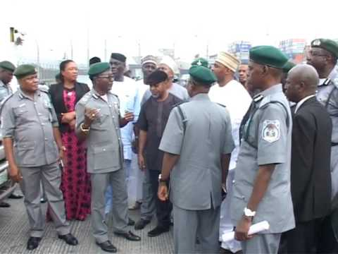 House Committee Inspects Nigeria Customs Service and Fire Service