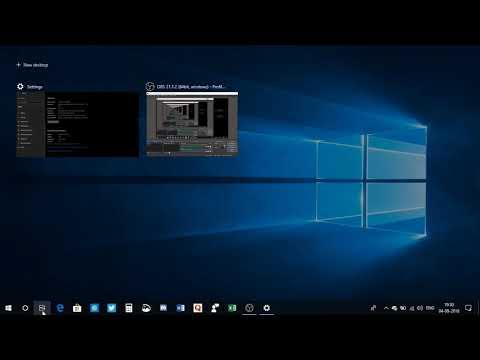 Windows 10 October 2018 update UI changes (Version 1809)