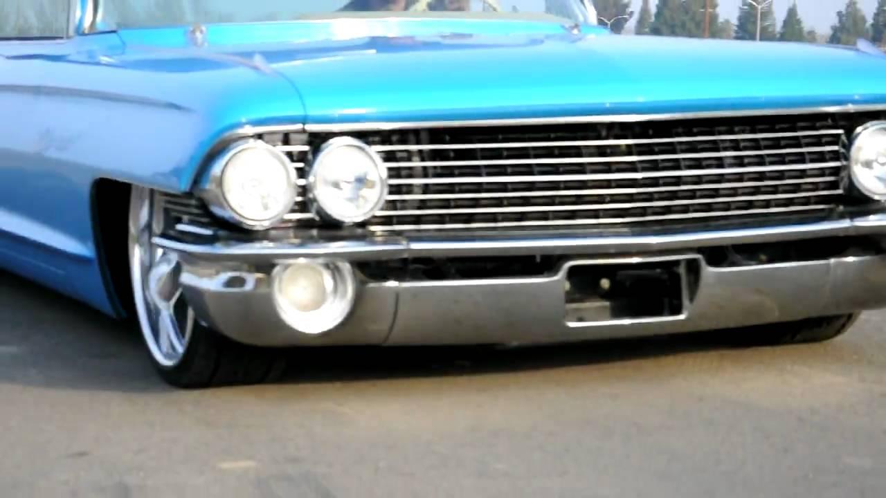 1961 Cadillac Rollin - YouTube