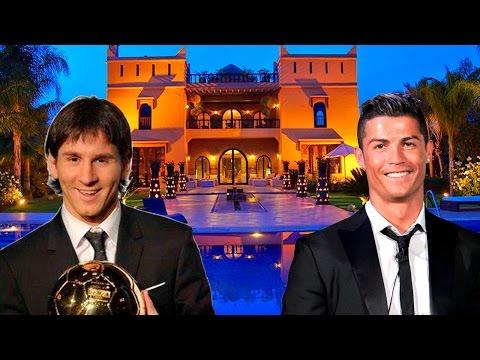 Las Mansiones Mas Caras De Futbolistas 2016