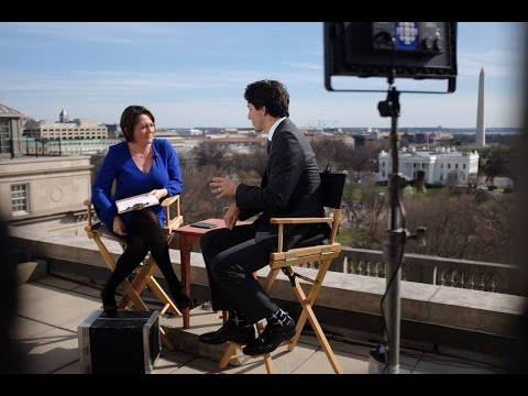 Justin Trudeau feature interview on Power and Politics