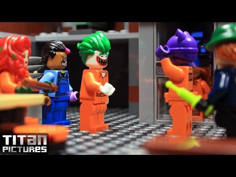 Lego Batman Arkham Asylum Break