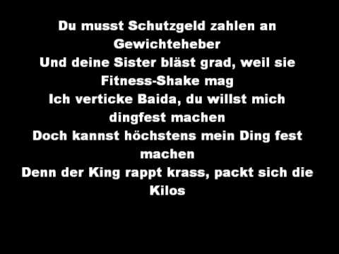 Kollegah & Farid Bang - Steroid Rap (Lyrics+HQ)