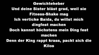 Kollegah & Farid Bang - Steroid Rap (Lyrics+HQ)