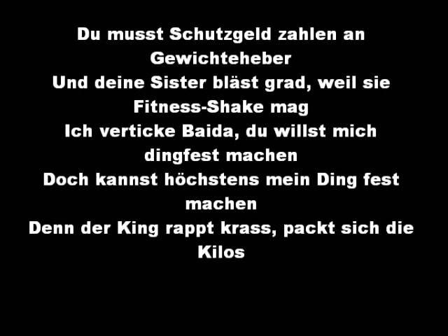 steroid rap text