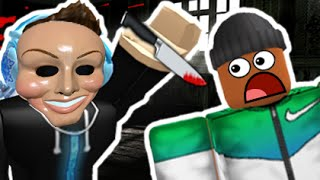 THE PURGE IN ROBLOX! | Roblox