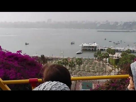 Tour Costa Verde Lima Peru -  Parques Armendariz San Isidro Miraflores Chorrillos Barranco