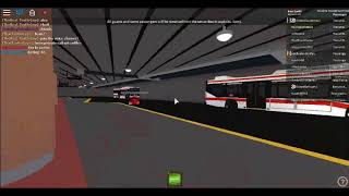 [ROBLOX] TTC Bus: Orion VII HEV Departing @ Don Mills Station
