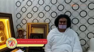 His Holiness Acharya Dr  Lokesh Muni ( Jain Saint, Social Reformer, Peace Ambassador )