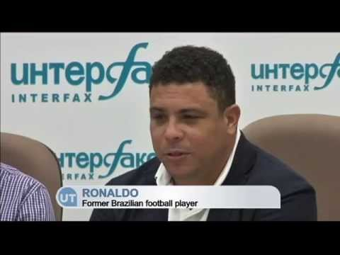Brazilian football veteran Ronaldo: Russia will be ready to hold World Cup 2018