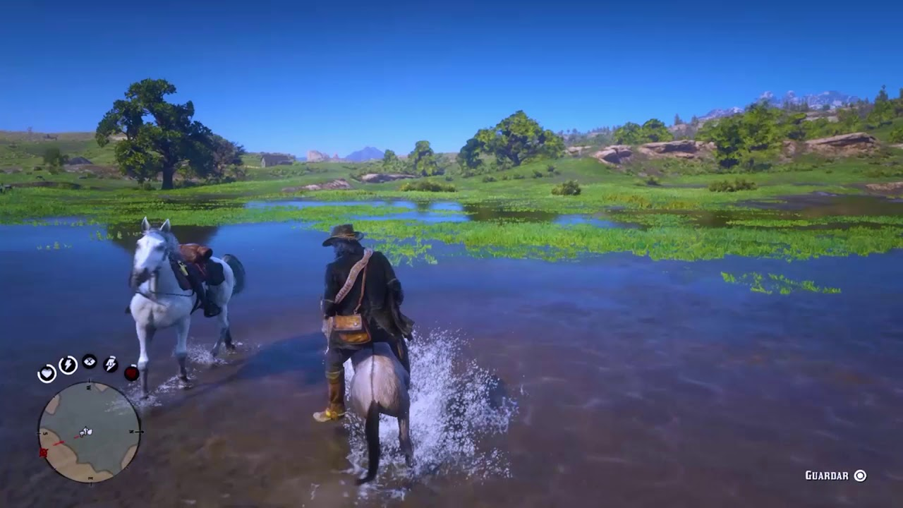 Old Town Road - Red dead redemption 2