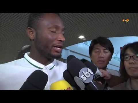 John Obi Mikel – kan ingen spelare i svenska laget