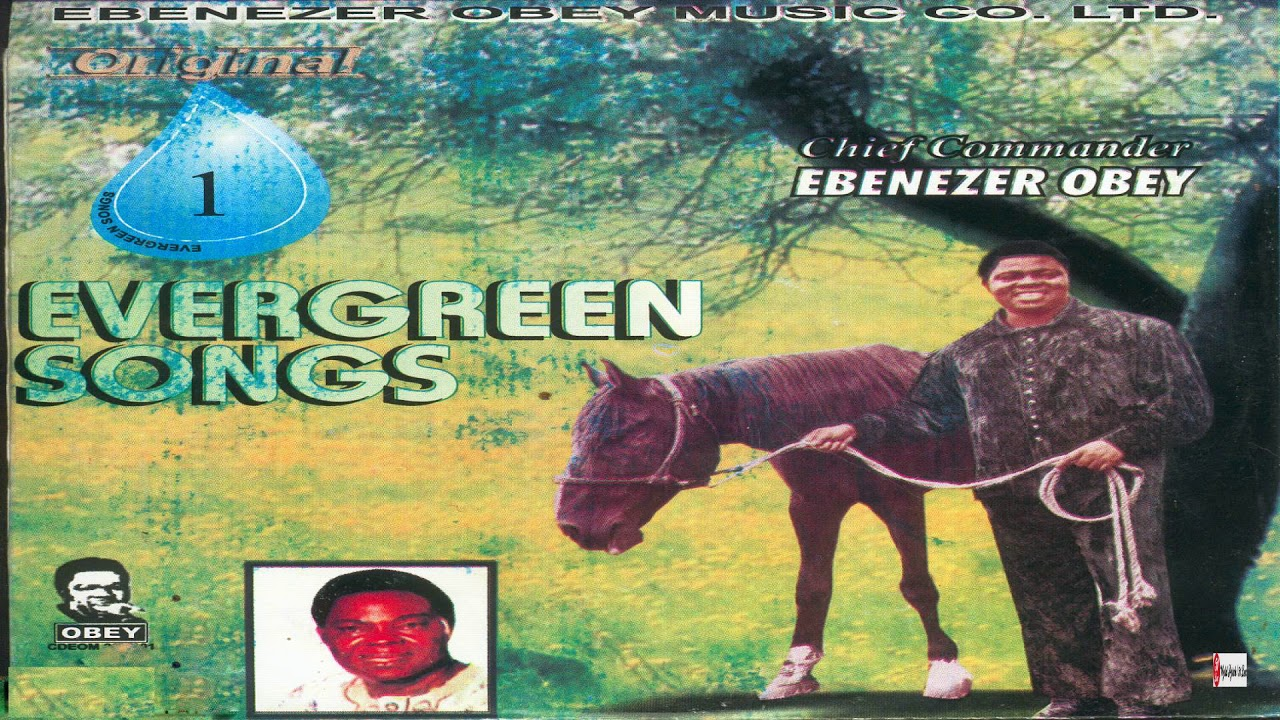 Download Chief Commander Ebenezer Obey - The Horse, The Man & The Son (Official Audio)