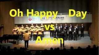バンコク 男声合唱団マーマーヨ VS バンコクグリークラブ @ The 9th Asi...