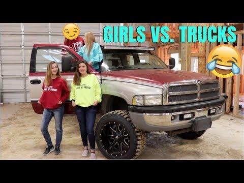 WHAT DO GIRLS KNOW ABOUT DIESEL TRUCKS!?!? (PART 3)