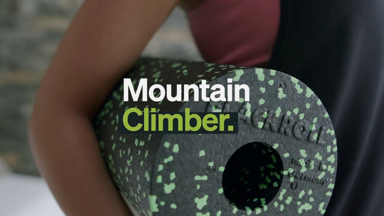 BLACKROLL® At Home - Day 3 - The Mountain Climber