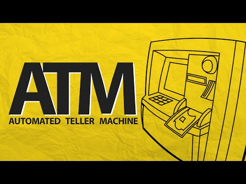 History Of ATM - Automated Teller Machines | Modern World Inventions