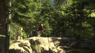 Video  Remy Métailler Burns the Whistler Bike Park   Pinkbike