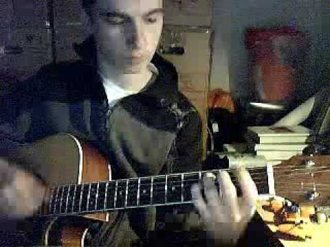 I Never Cry by Alice Cooper on guitar