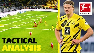 Erling Haaland • The Reasons Why he is so good | Analysis
