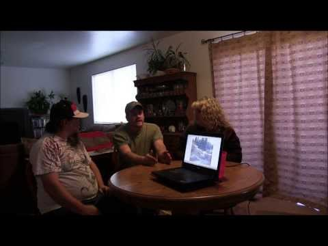 RMSO Bigfoot.Round Table 1 with Jenny,Kelly & Derek.