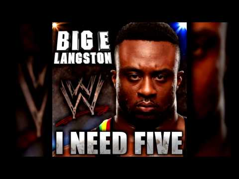 Bige Langston I Need Five Theme Song