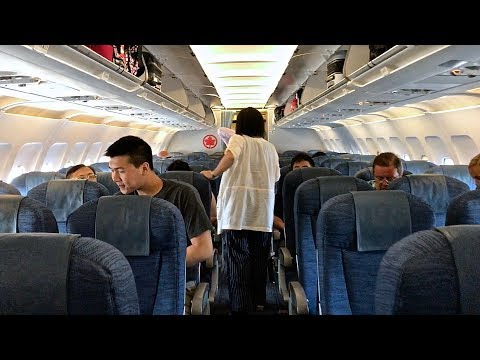 Air Canada Economy Class On Airbus A320-200 Los Angeles To Vancouver | Flight 557