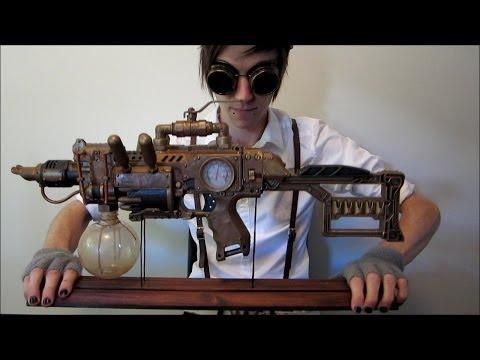 ASMR - Steampunk Merchant Role-Play  HD
