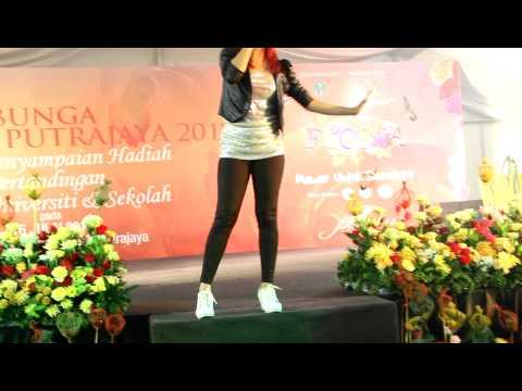Stacy - Kisah Dongeng @ Floria 2011
