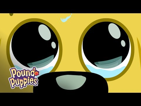 Pound Puppies Season 3 - 'But That's My Lion!' Official Clip