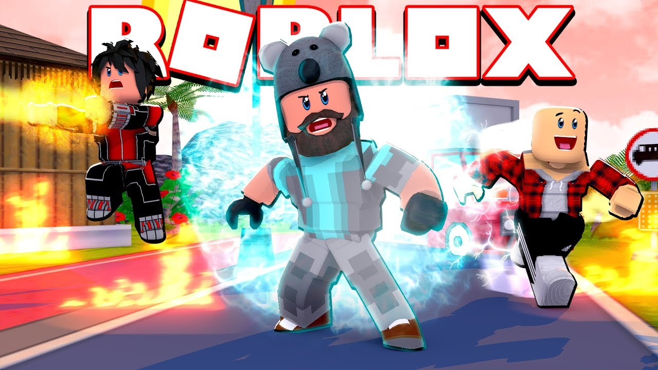 Why is EVERYONE KILLING ME in Roblox Power Simulator?? #1