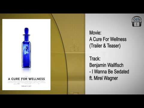 Клип Benjamin Wallfisch - I Wanna Be Sedated (feat. Mirel Wagner)