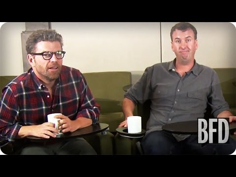 Change Isn't Funny (Or Is It?) with Matt Braunger and Dave Holmes | BFD | TakePart TV