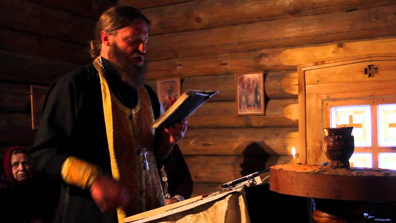 Монолог священника. Отец Аркадий, 2012 год.