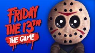 KILLING JASON! | Friday The 13th: The Game - How To Kill Jason (ft. H2O Delirious, Lexi, & Ohm)